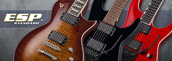 Standard Series (new ESP STD logo)