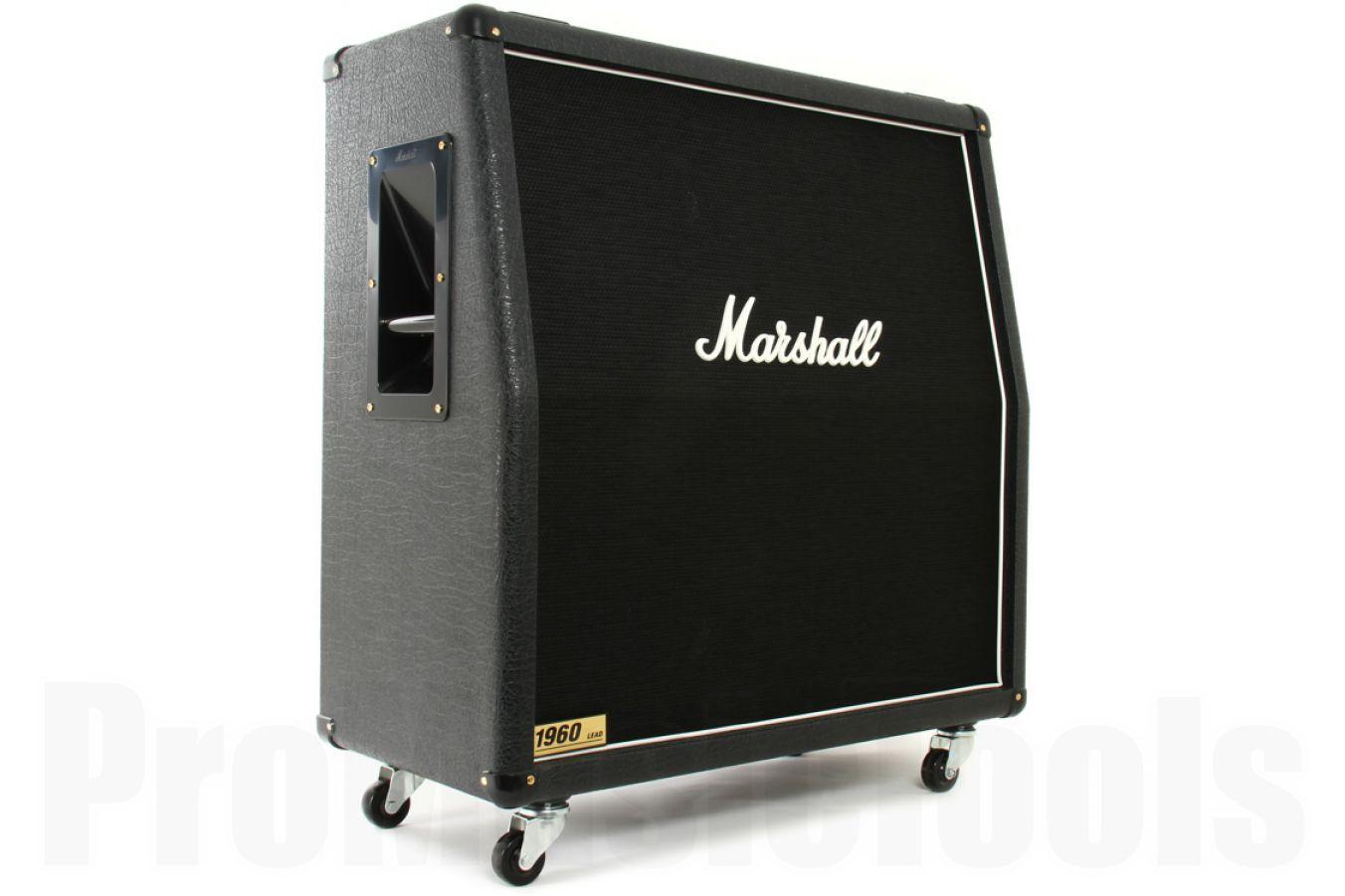 marshall 1960a guitar cabinet promusictools. Black Bedroom Furniture Sets. Home Design Ideas