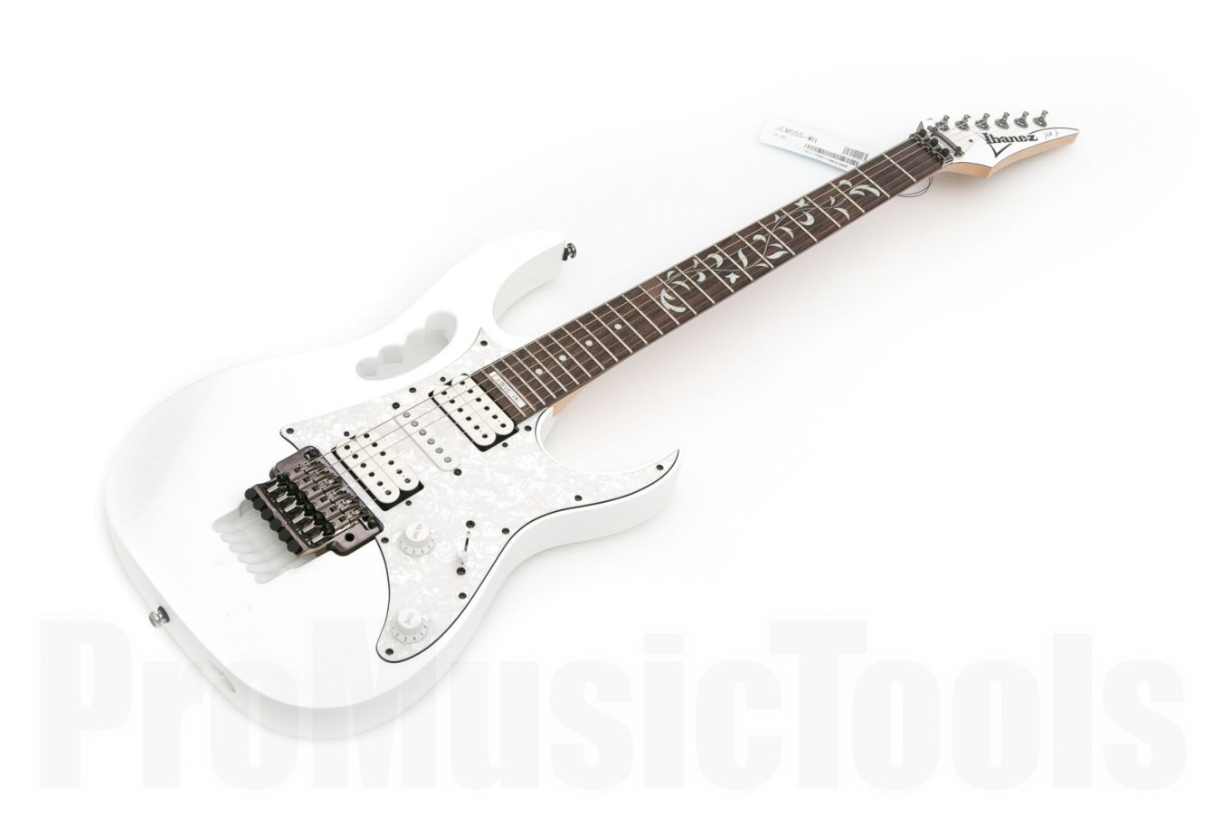 Ibanez JEM555 WH - White - Steve Vai Signature - b-stock (1x opened box)
