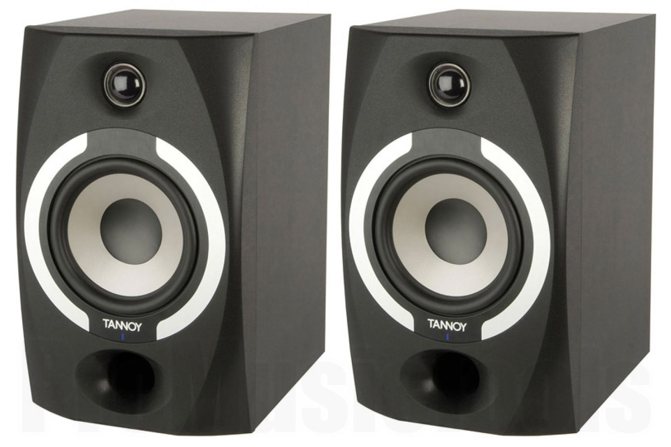 Tannoy Reveal 501A Active - PAIR BUNDLE SET - demo w/ major cosmetic wear