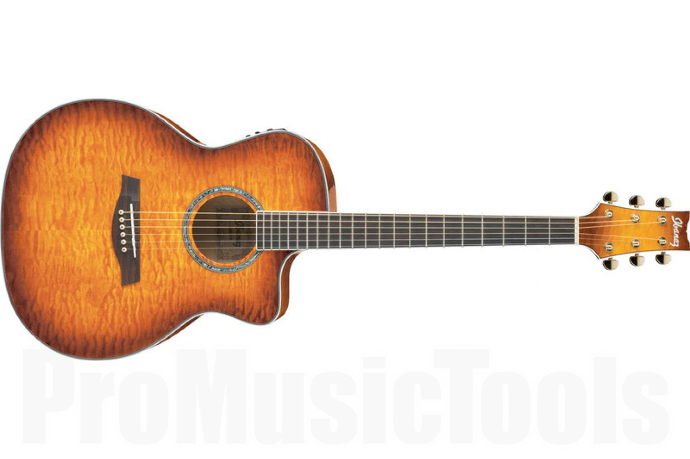 Ibanez A300E VV - Vintage Violin