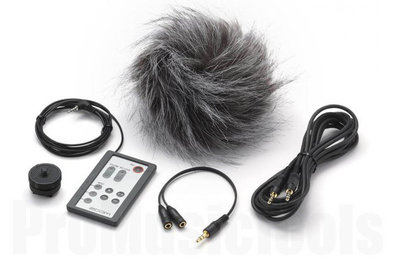 Zoom Aph 4n Promusictools 1 Accessory Package For H1