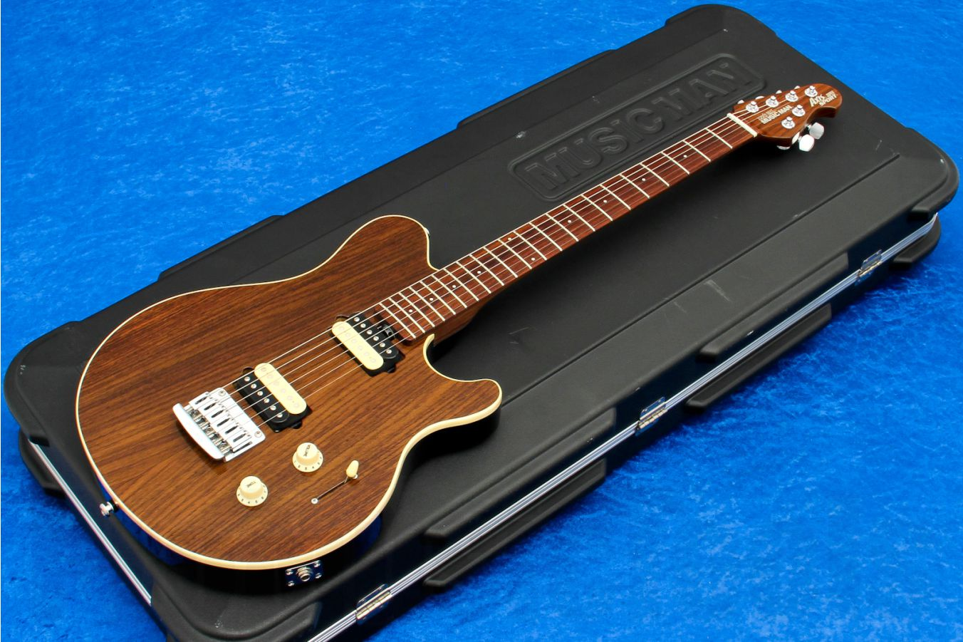 Music Man Usa Axis Super Sport Std Rw Rosewood Neck Top Limited