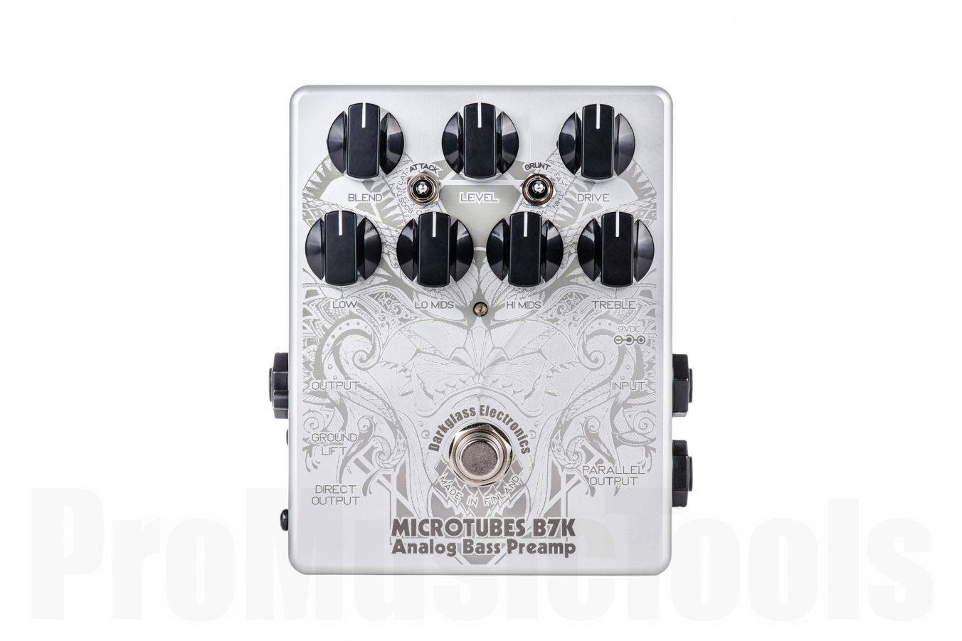 Darkglass Microtubes B7K Limited Edition Acid Toad