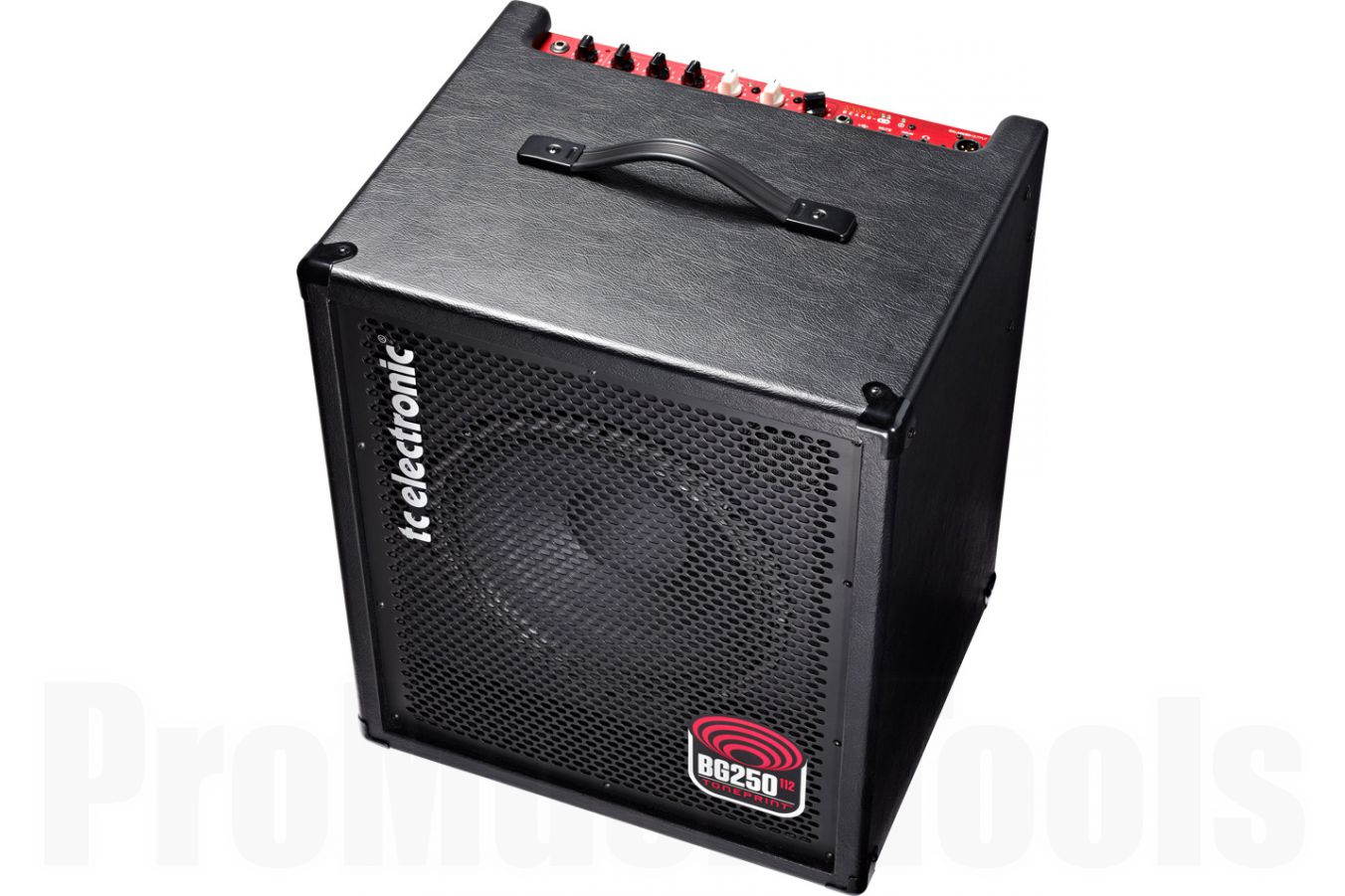 TC Electronic BG250-112 Bass Combo - demo