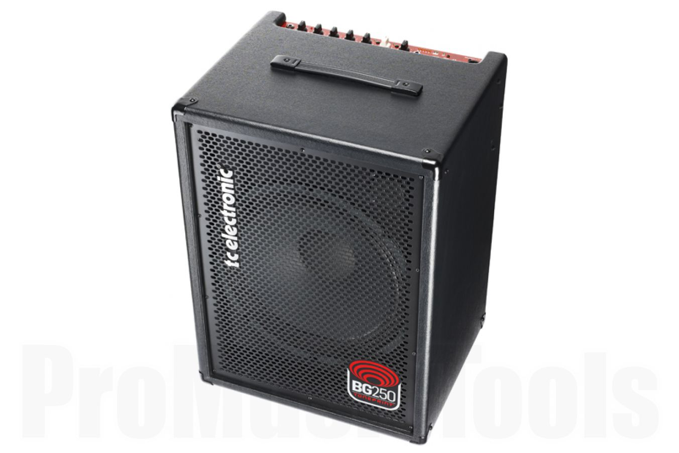 TC Electronic BG250 / 115 Mk I Bass Combo - demo