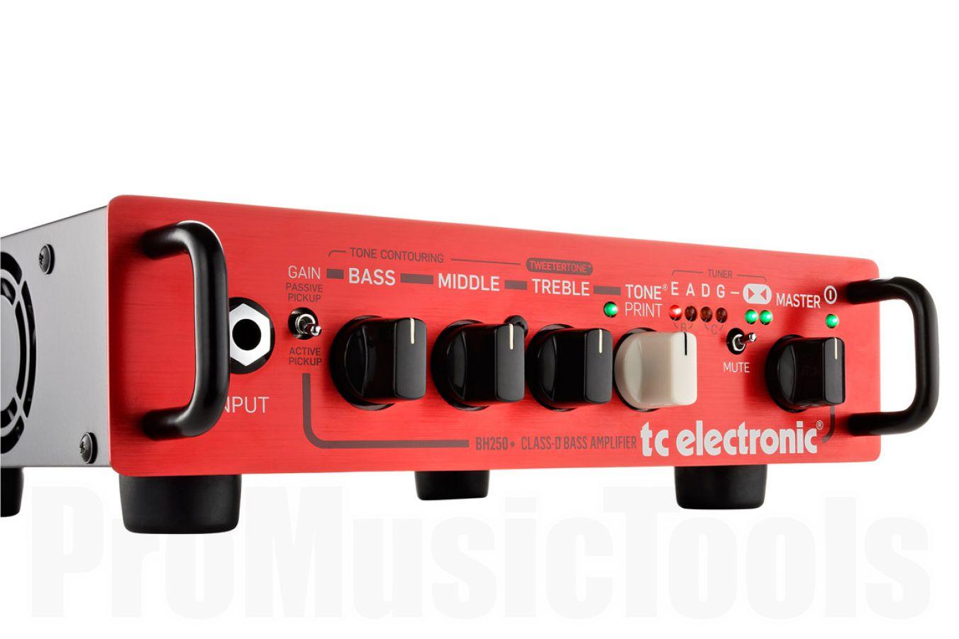 TC Electronic BH250 - demo