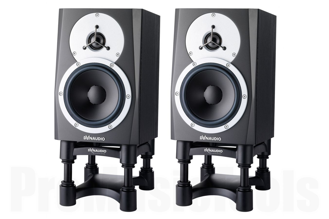 Dynaudio BM Compact mkIII - PAIR BUNDLE SET incl. 2x ISO-L8R155