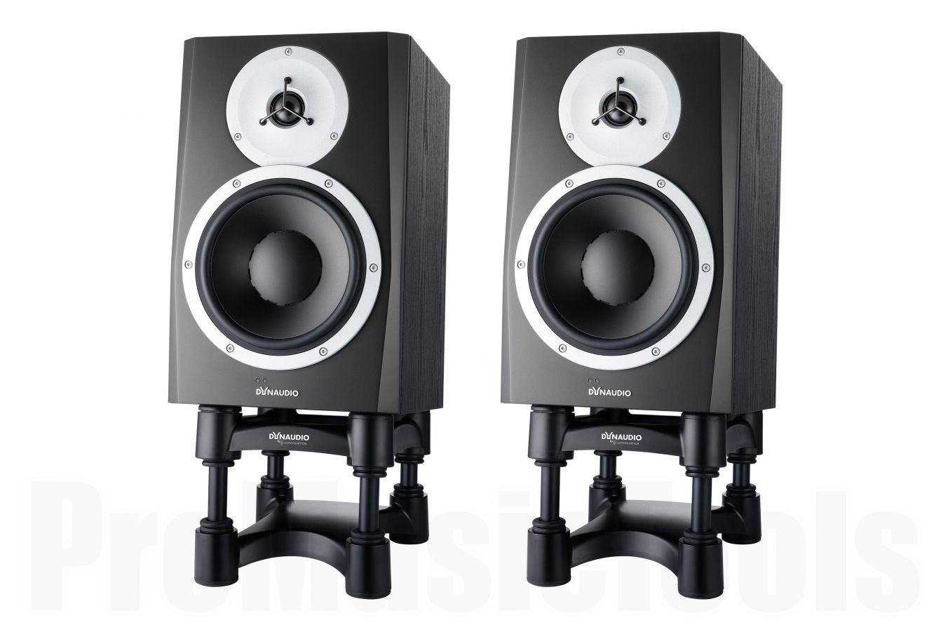 Dynaudio BM12 mkIII - PAIR BUNDLE SET (incl. 2x ISO-L8R200)