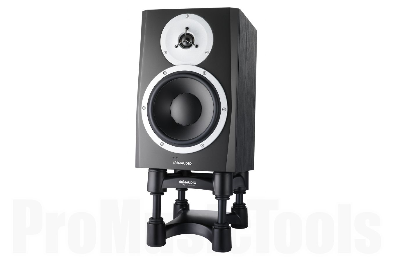 Dynaudio BM12 mkIII incl. IsoAcoustics ISO-L8R200 speaker stand