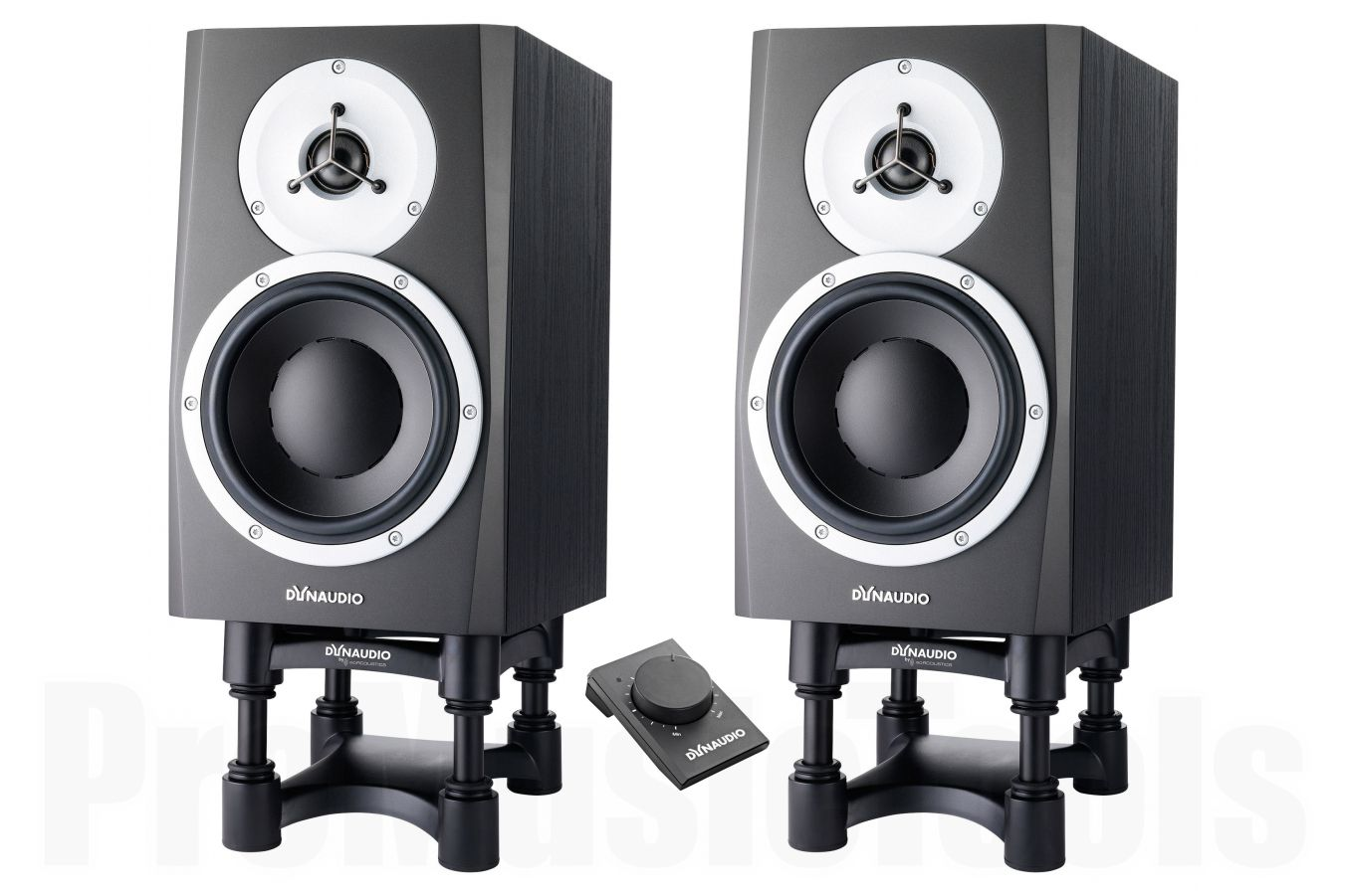Dynaudio BM5 mkIII - PAIR BUNDLE SET (incl. 2x ISO-L8R155 & Dynaudio Volume Box)