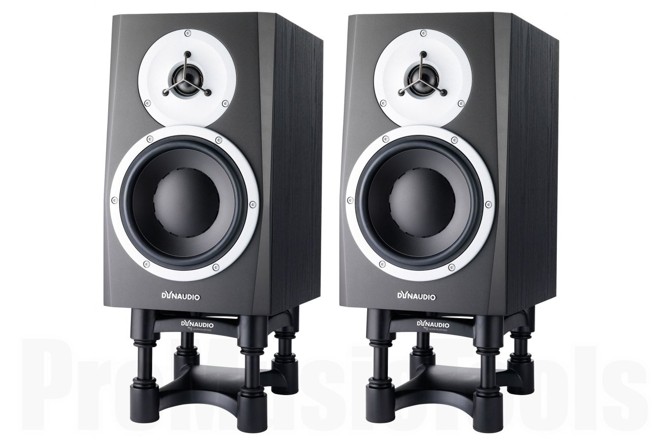 Dynaudio BM5 mkIII - PAIR BUNDLE SET (incl. 2x ISO-L8R155)