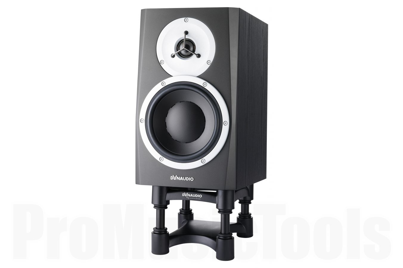 Dynaudio BM5 mkIII incl. IsoAcoustics ISO-L8R155 speaker stand