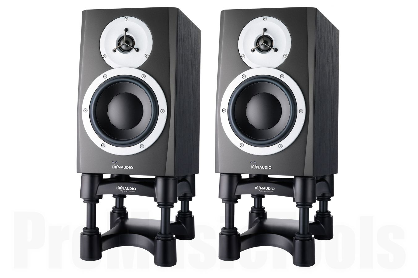 Dynaudio BM6 mkIII - PAIR BUNDLE SET (incl. 2x ISO-L8R200)