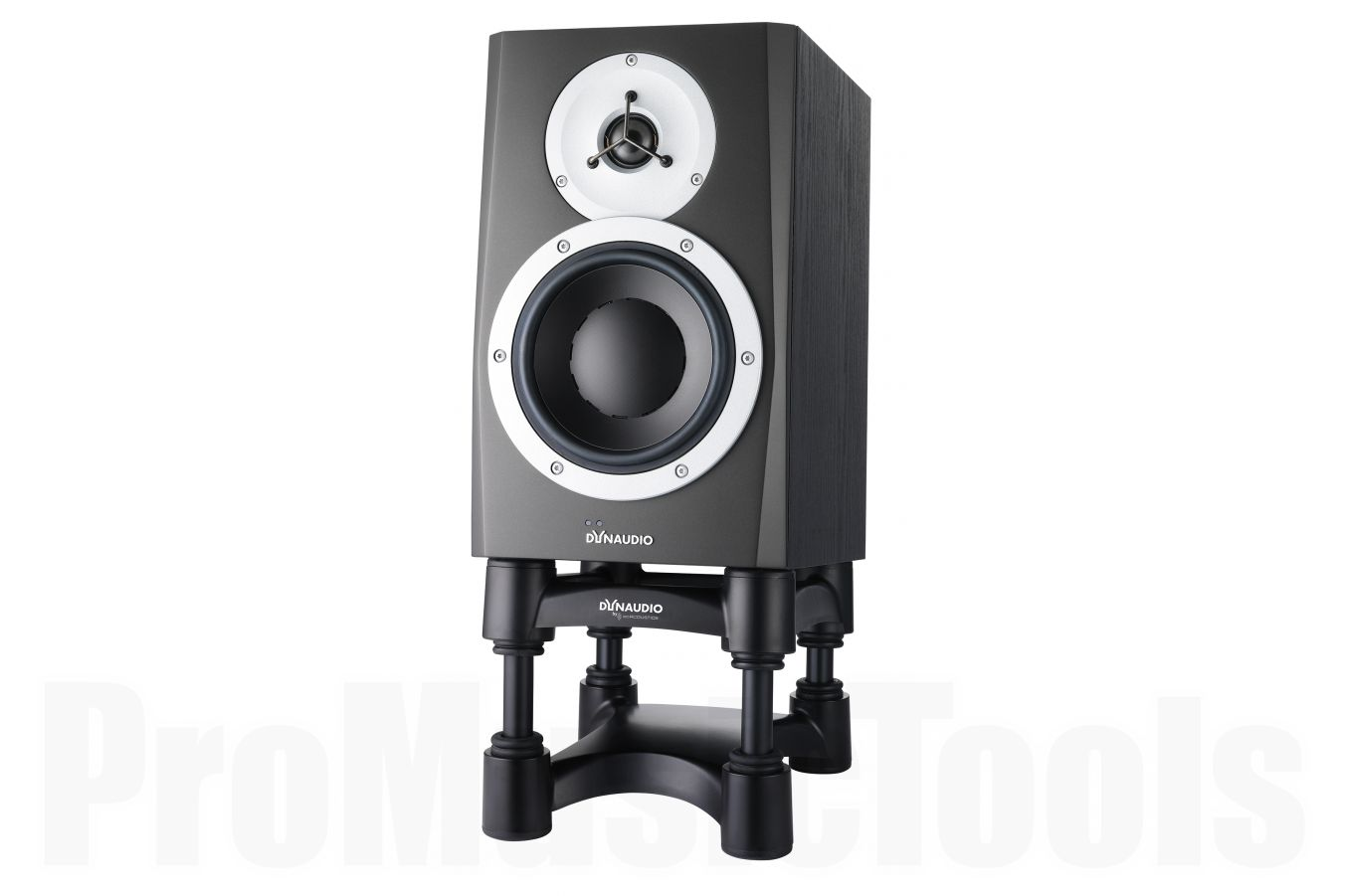 Dynaudio BM6 mkIII incl. IsoAcoustics ISO-L8R200 speaker stand