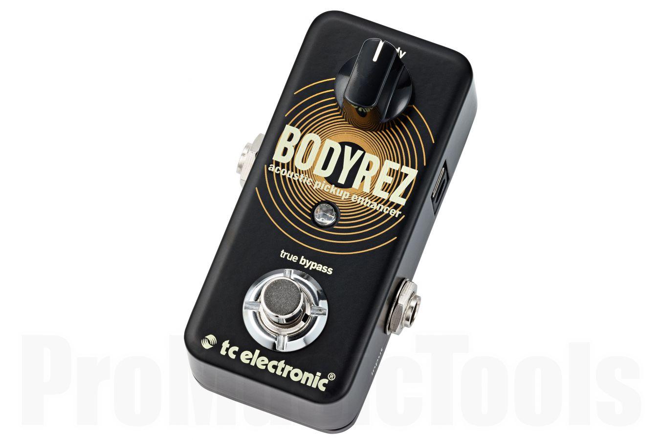 TC Electronic BodyRez Acoustic Pickup Enhancer - b-stock (1x opened box)