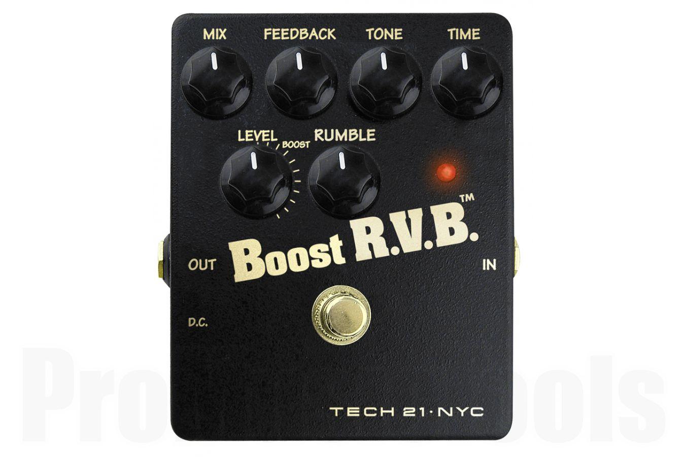 Tech 21 USA Boost R.V.B.