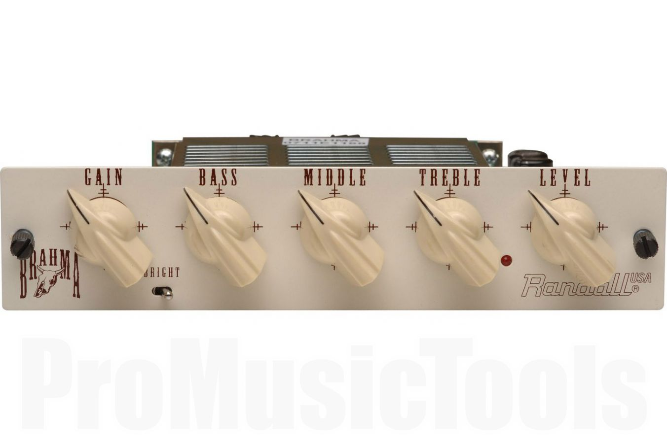 Randall USA MTS Brahma - George Lynch signature guitar amp module