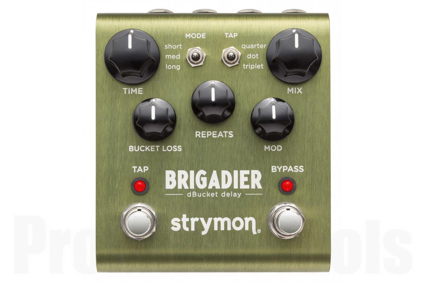 Strymon Brigadier & MiniSwitch Bundle Set