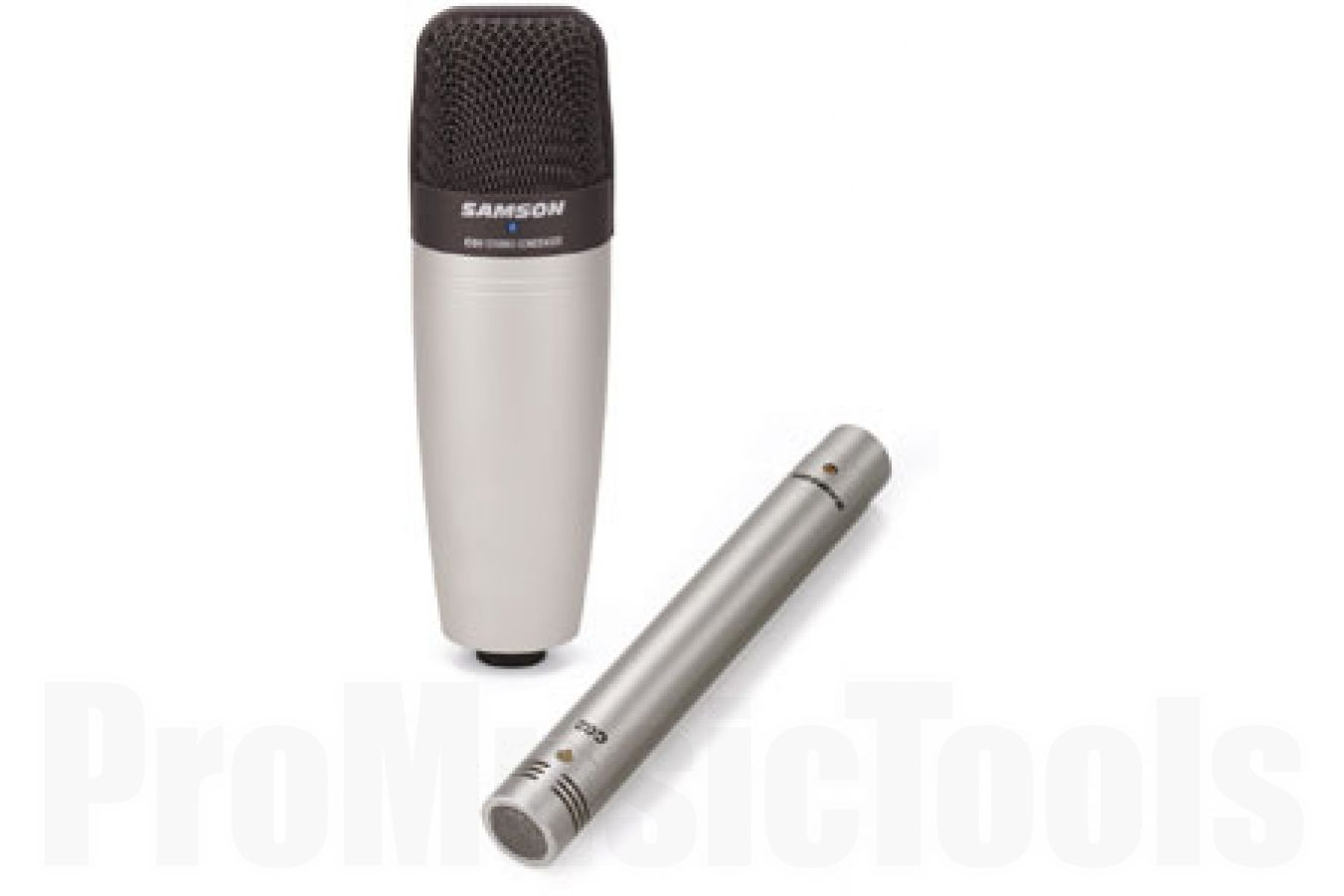 Samson C01/C02 Concert Line Condenser Microphone Package