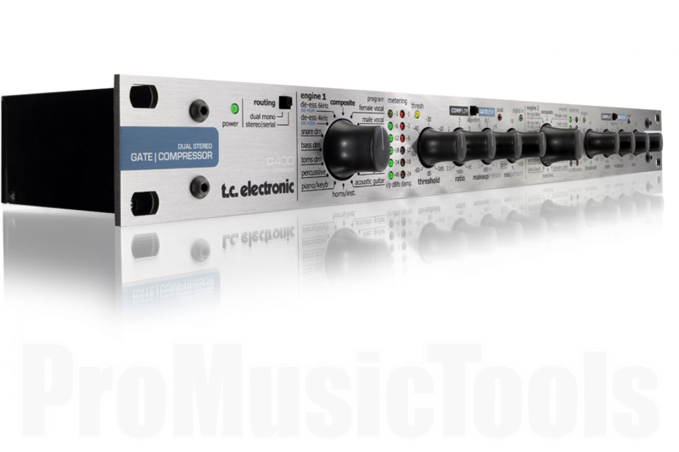 TC Electronic C400XL - demo