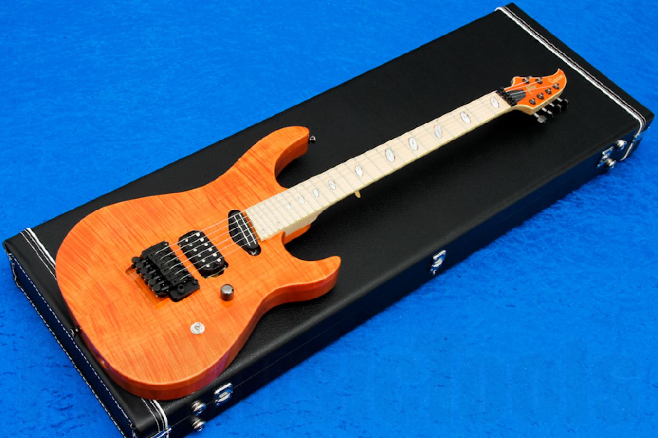 Caparison Custom Line Horus CL10 MF - Trans Orange