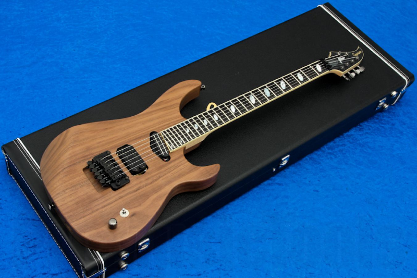 Caparison Horus HGS EF - Natural Walnut