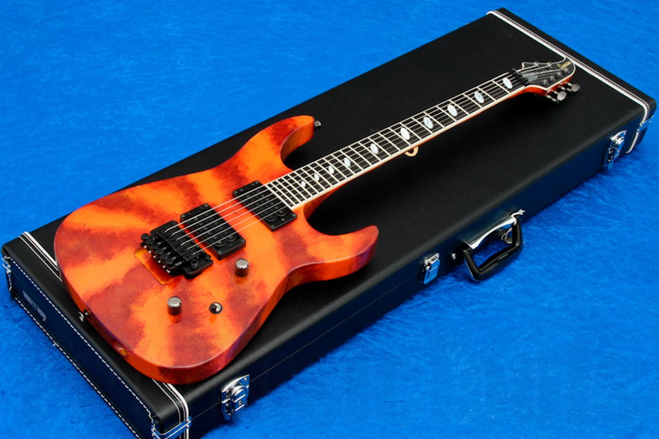 Caparison TAT II - Red Sunset Limited Edition