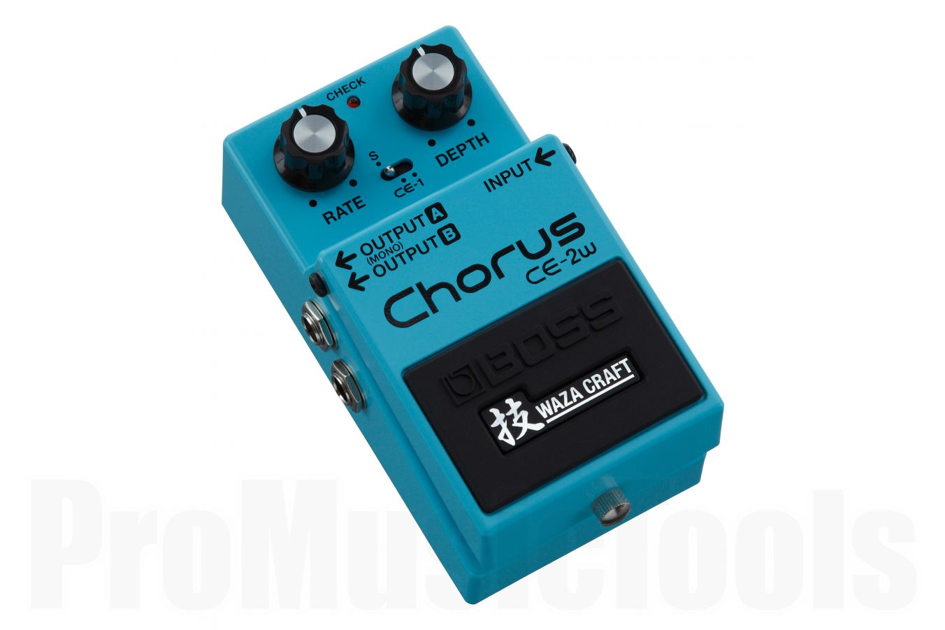 Boss CE-2w Chorus - Waza Craft - 1x opened box