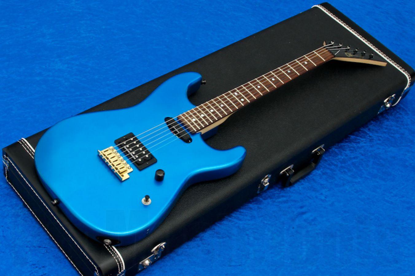 Charvel USA San Dimas Reissue Strat - Metallic Blue RW