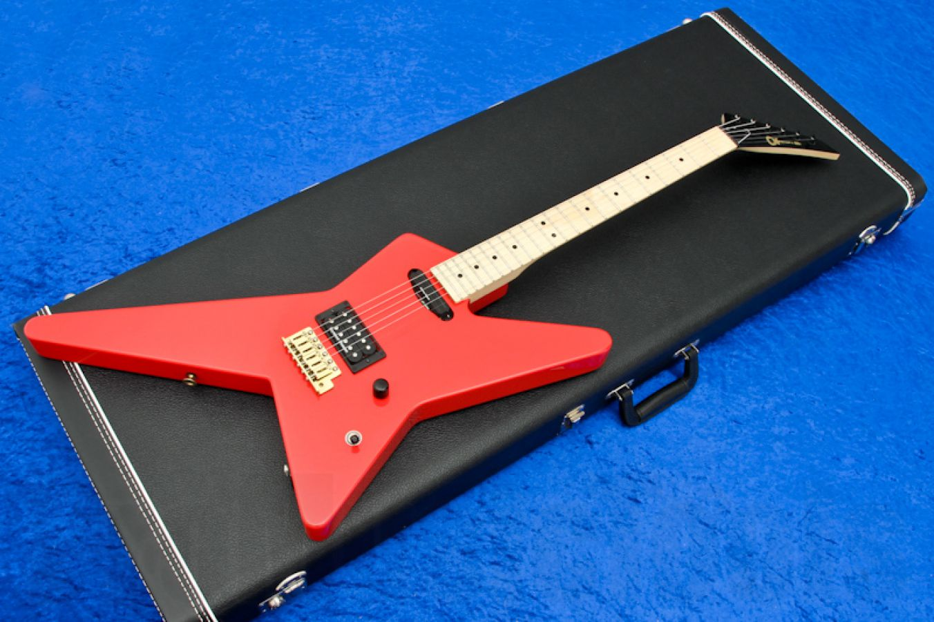 Charvel USA San Dimas Reissue Star NOS - Ferrari Red
