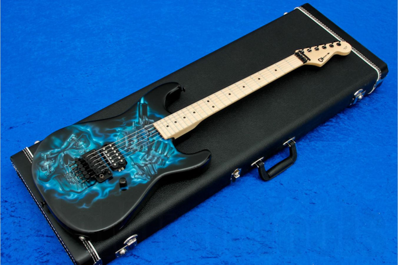 Charvel USA Custom Shop Strat  'Date with Destiny'