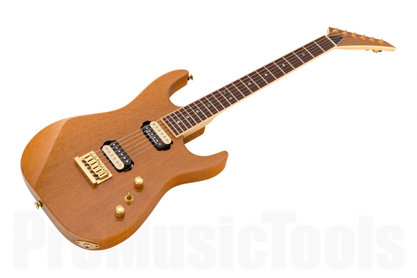 Charvel USA Custom Shop Dinky - Lacewood