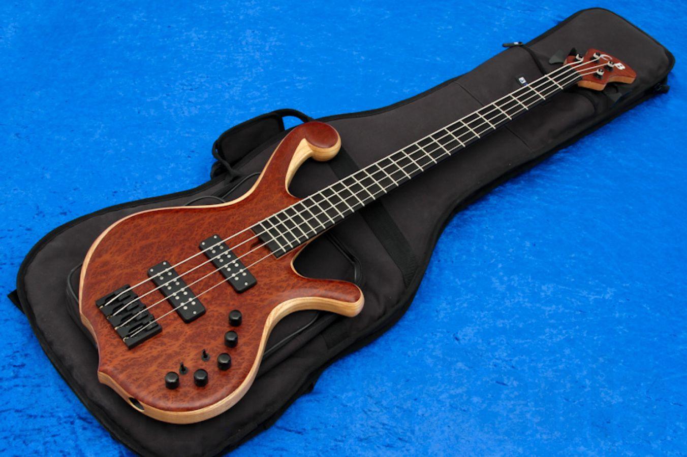 Cliff Bordwell Ball Bass 4 - Custom Made