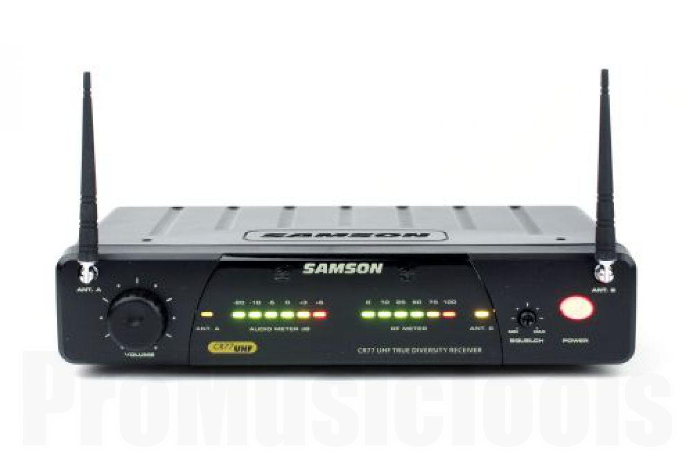 Samson Concert 77 C05 Wireless Handheld Condenser Mic System (E3)