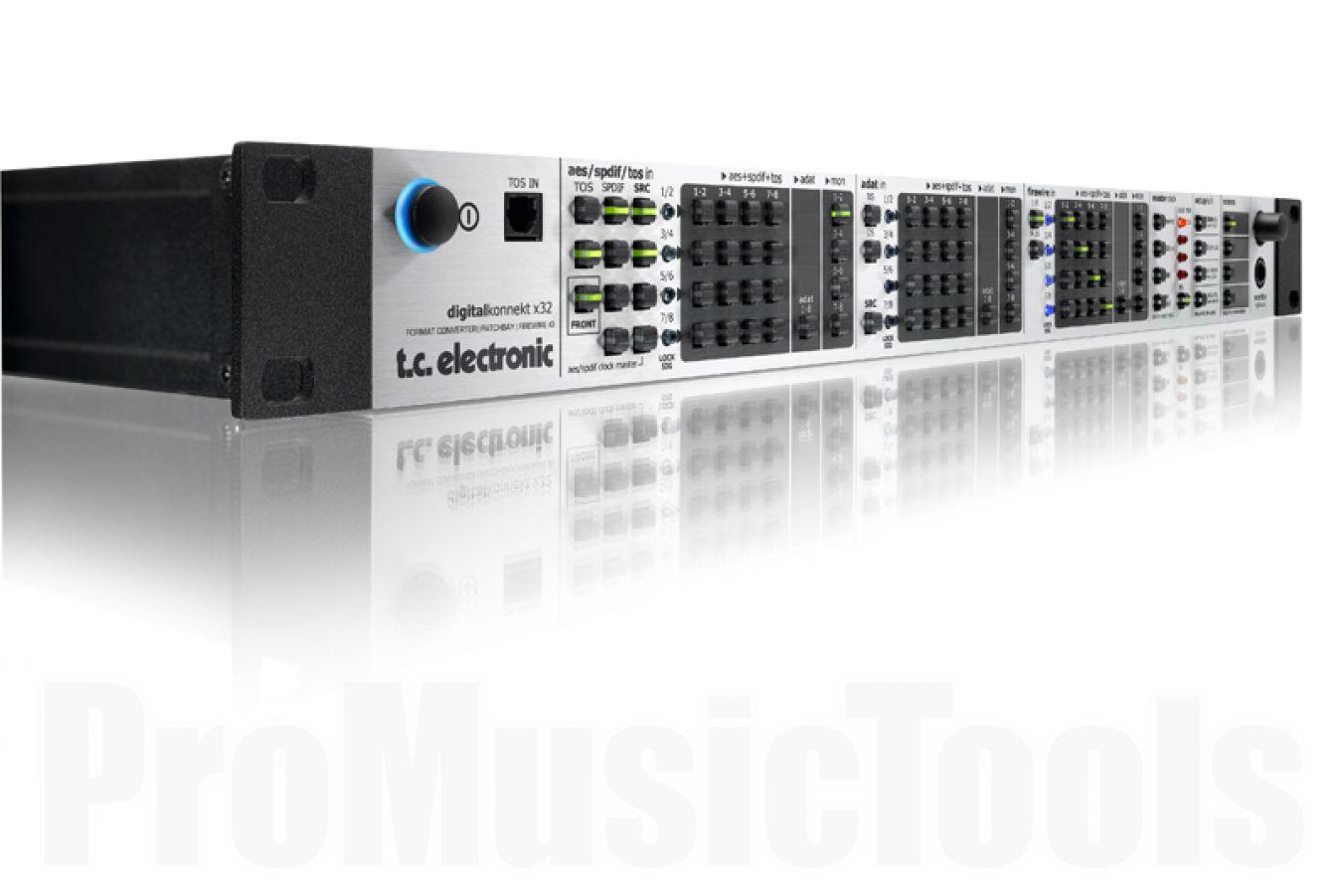 TC Electronic Digital Konnekt x32 - demo