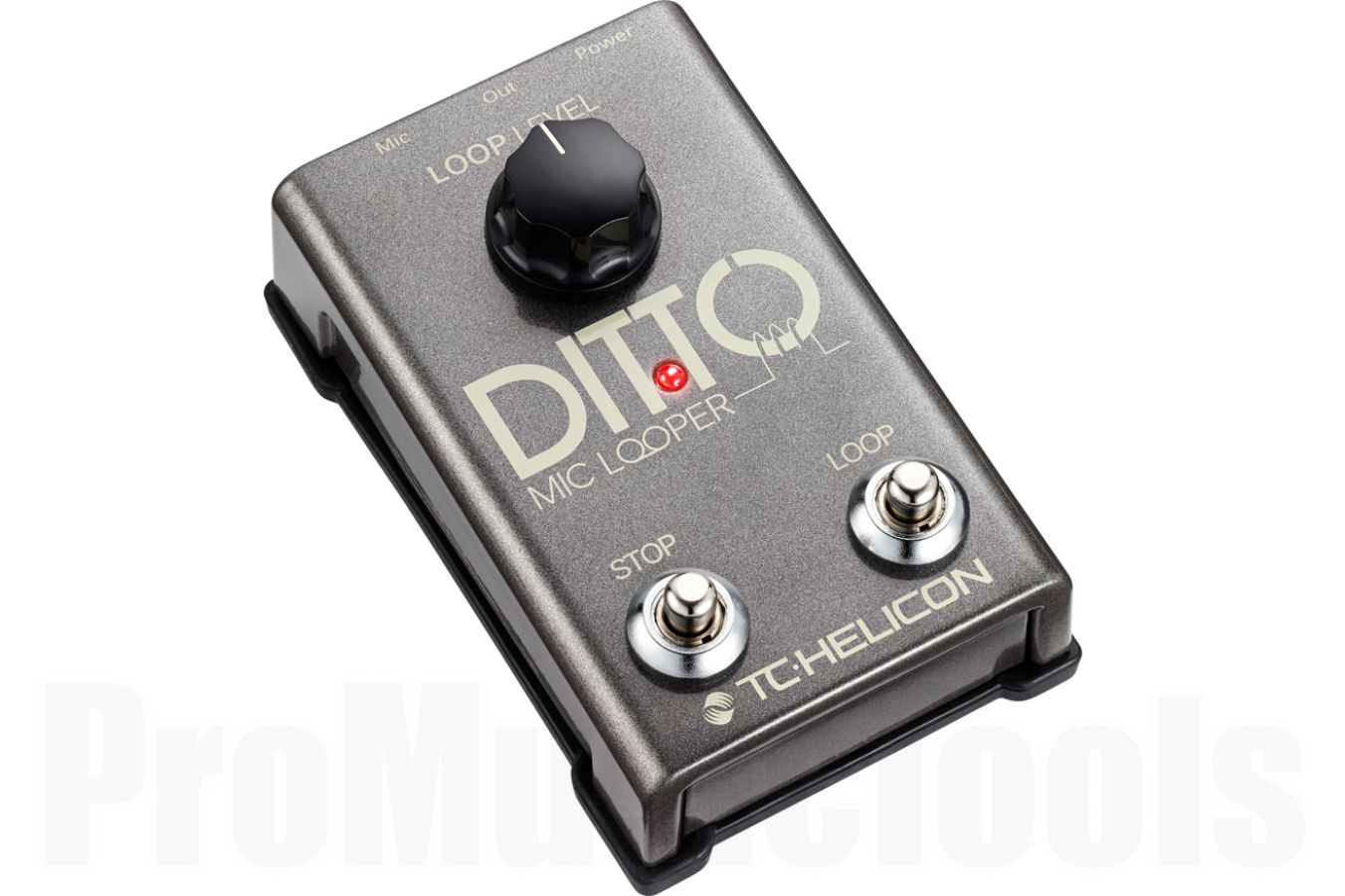 TC Helicon Ditto Mic Looper - demo