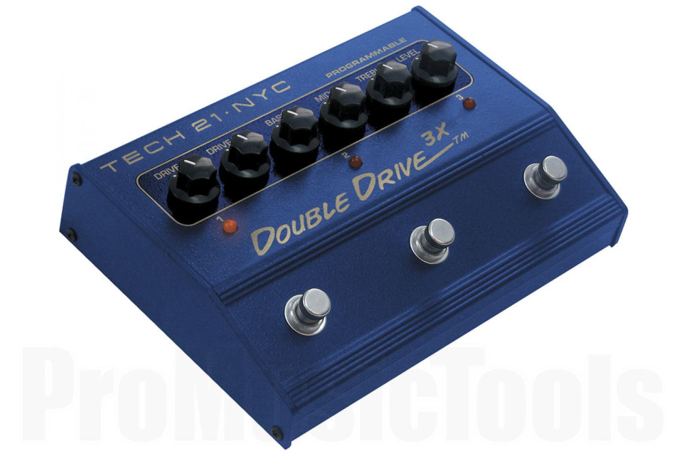 Tech 21 USA Double Drive 3X