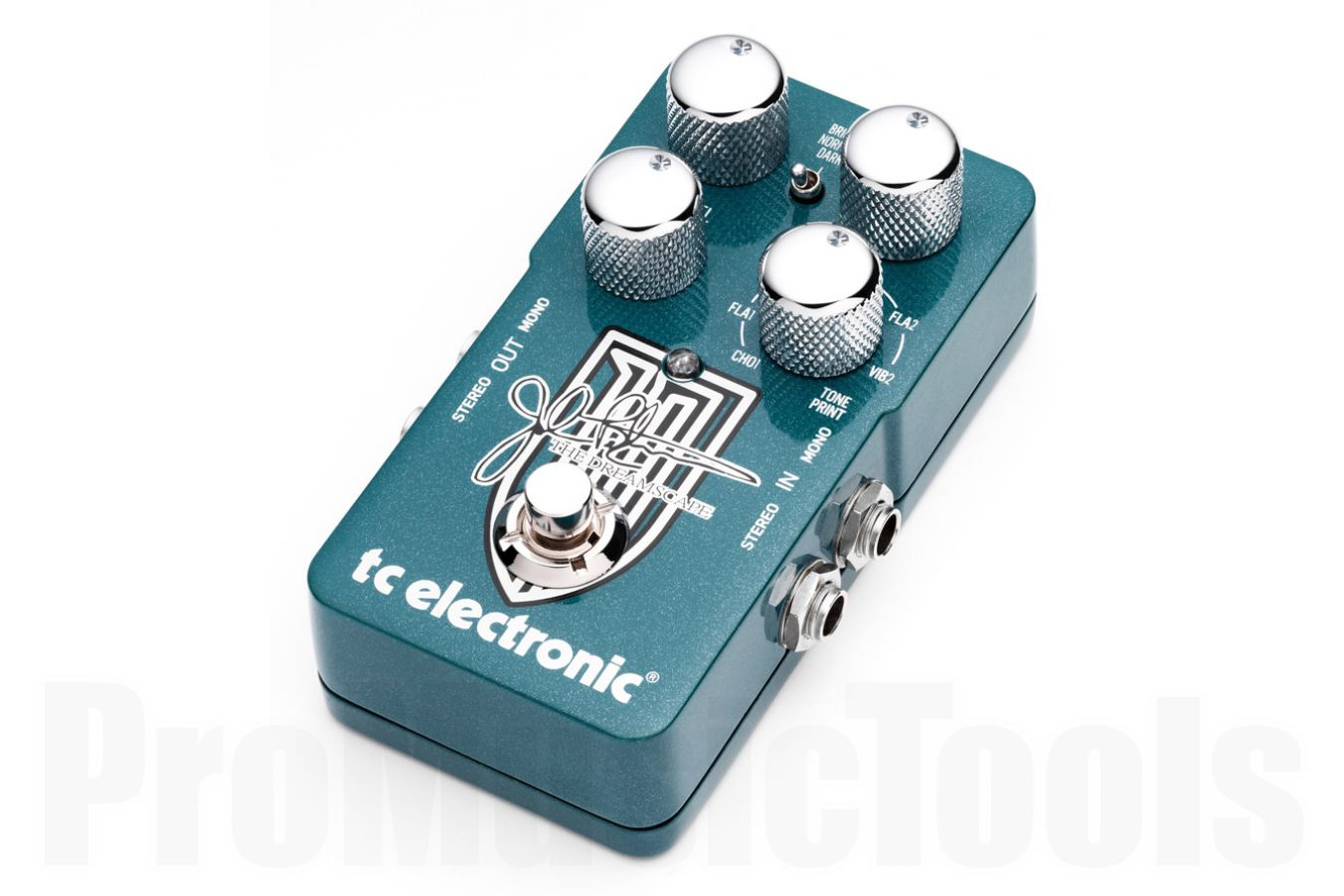 TC Electronic The Dreamscape John Petrucci Signature Pedal - b-stock (1x opened box)