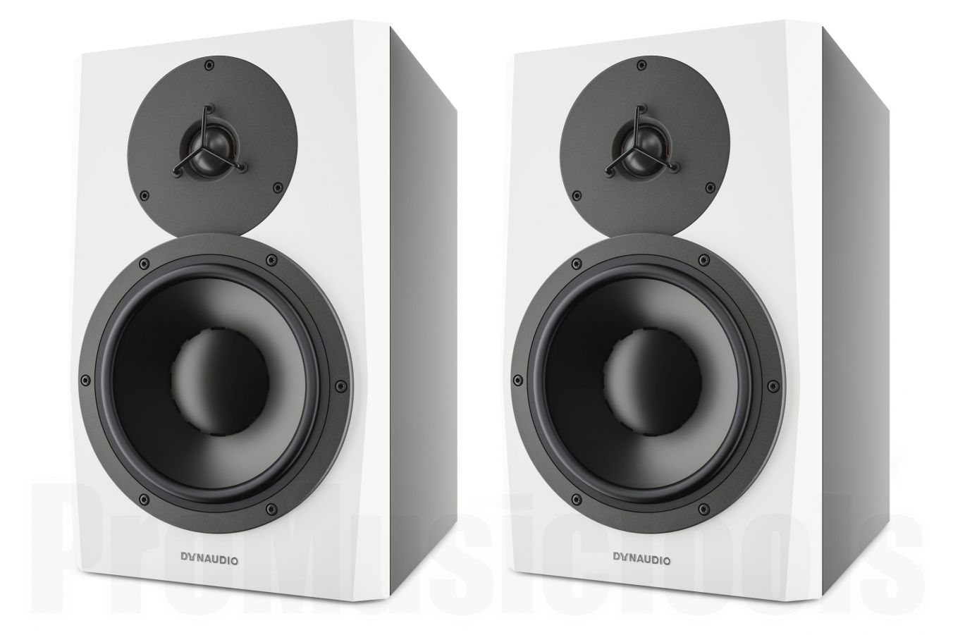 Dynaudio LYD-8 White - PAIR BUNDLE SET