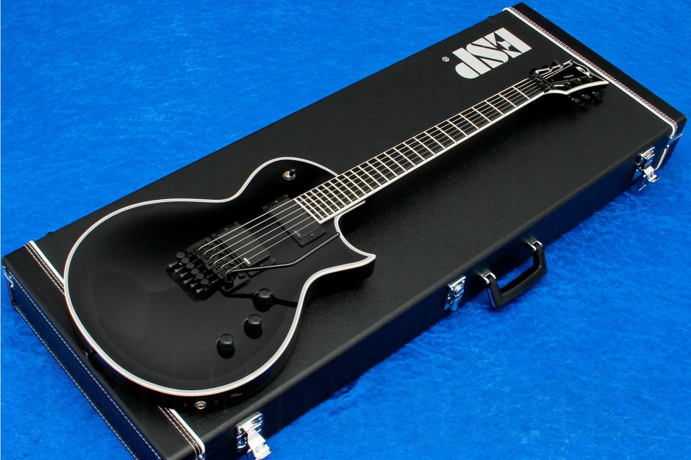 ESP E-II Eclipse-II USA 24 FR GBK - Gloss Black