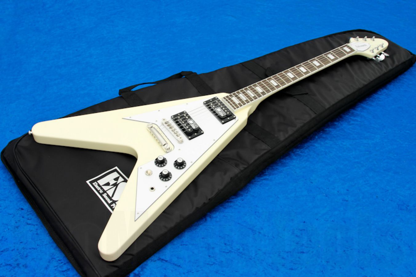 ESP Edwards E-FV-85D VW - Vintage White