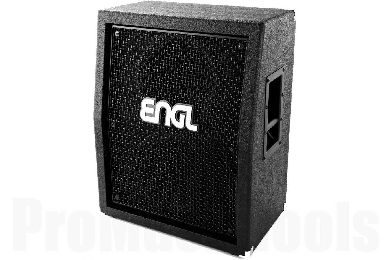 Engl Standard Cabinet 2x12 Vertical V60 Black E212SB