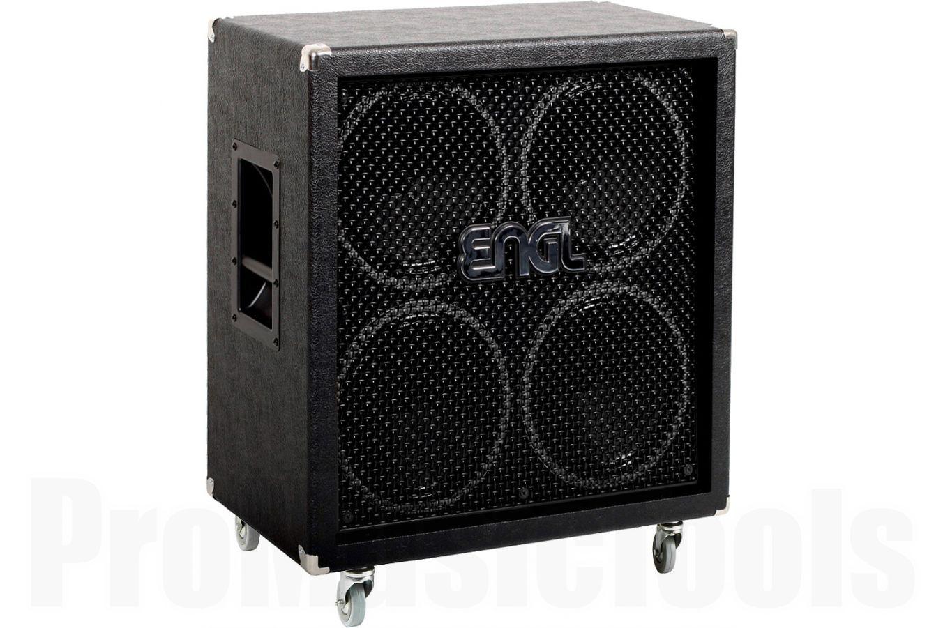 Engl Standard Cabinet 4x12 Straight V60 Black E412SGB