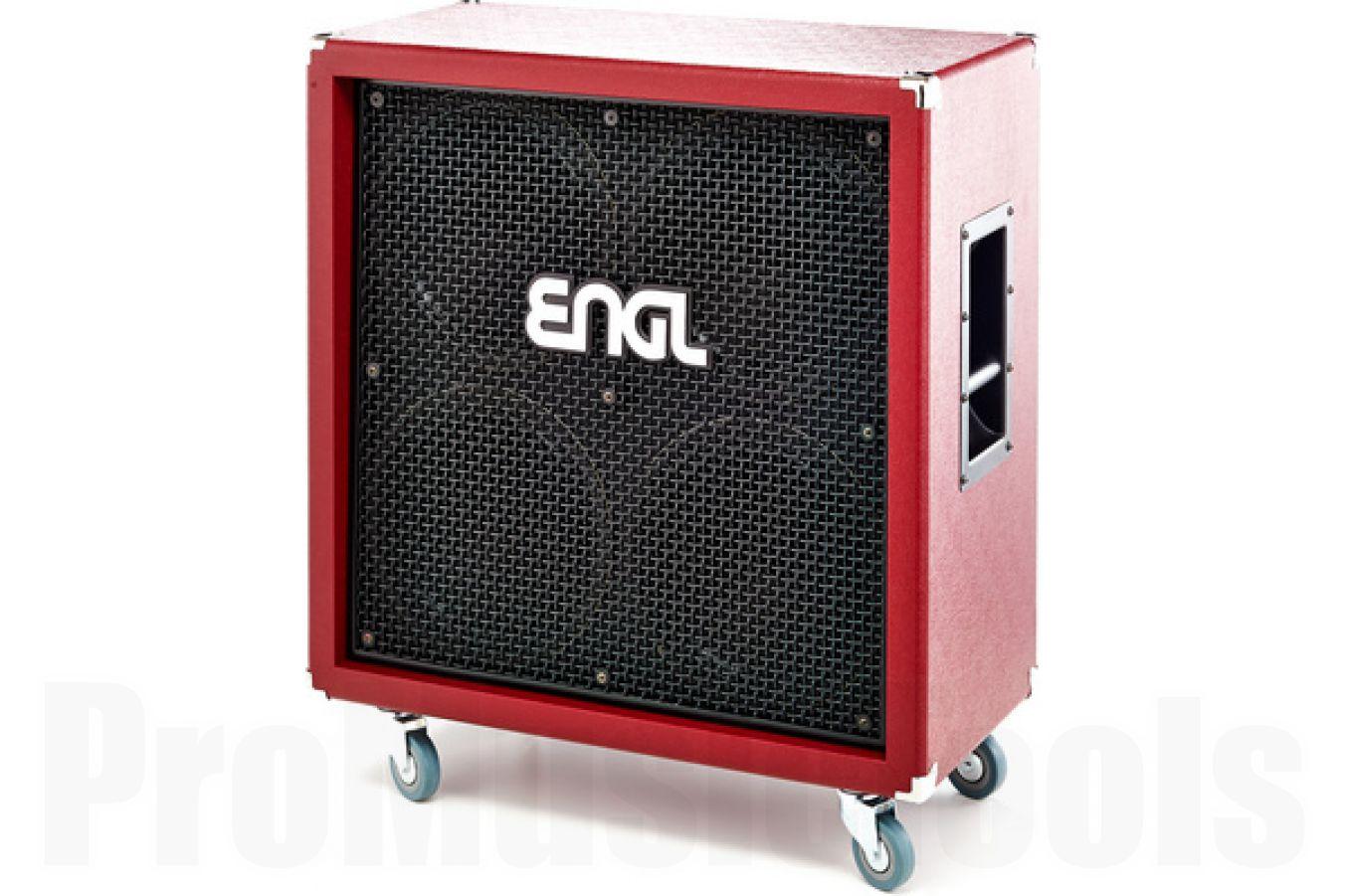 Engl Extreme Aggression Ltd 4x12 Pro Cabinet E412VGRED