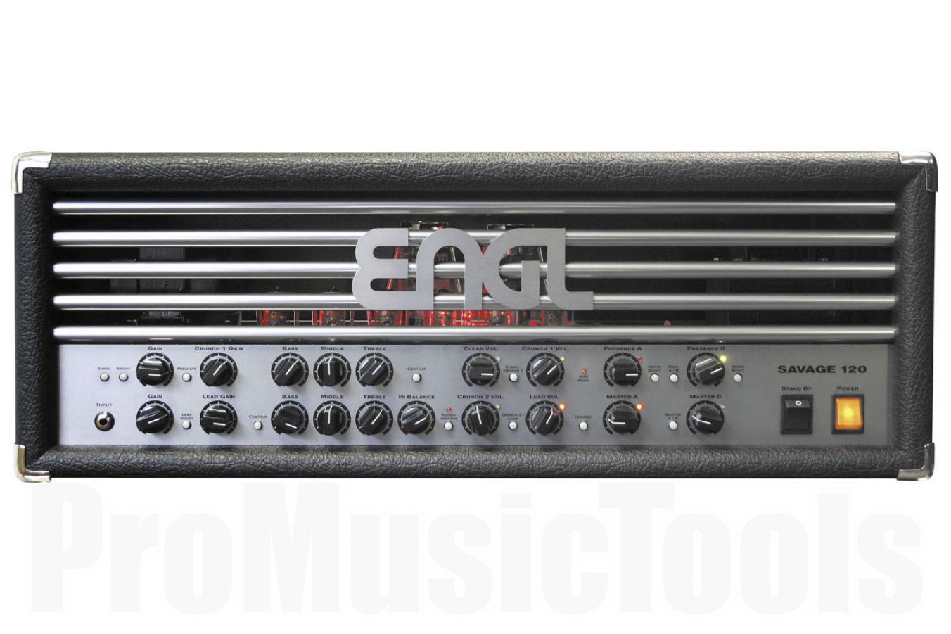 Engl Savage 120 Head E610