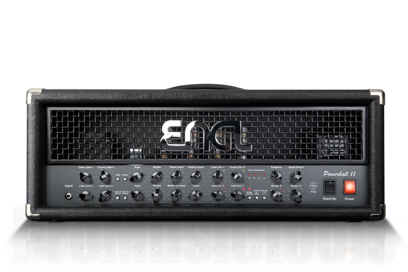 Engl Powerball II Head E645/2 - b-stock (1x opened box)
