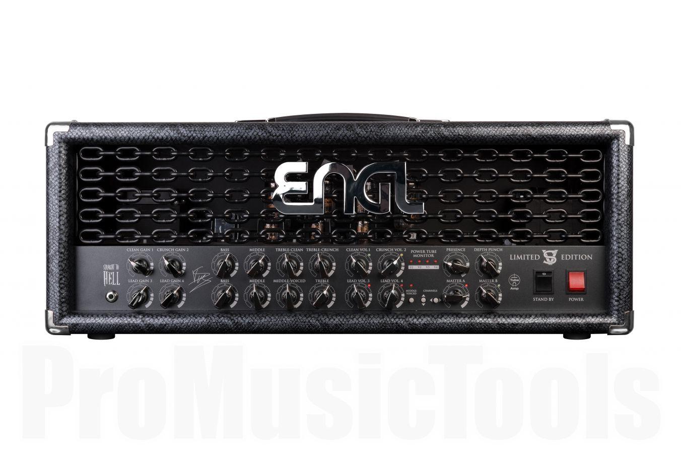 Engl Victor Smolski Signature Ltd Head E646 - b-stock (1x opened box)