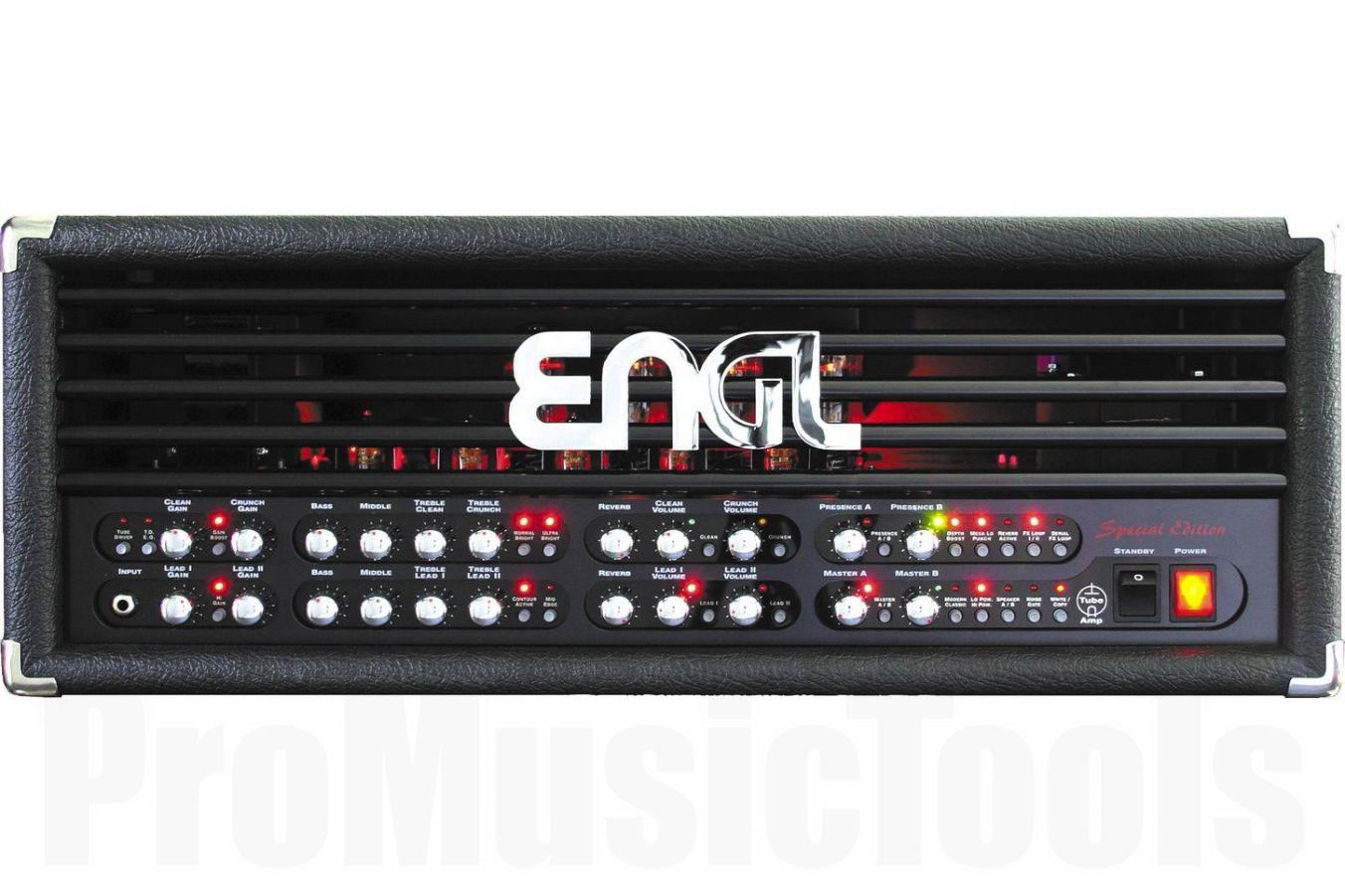Engl Special Edition EL34 SE Head E670