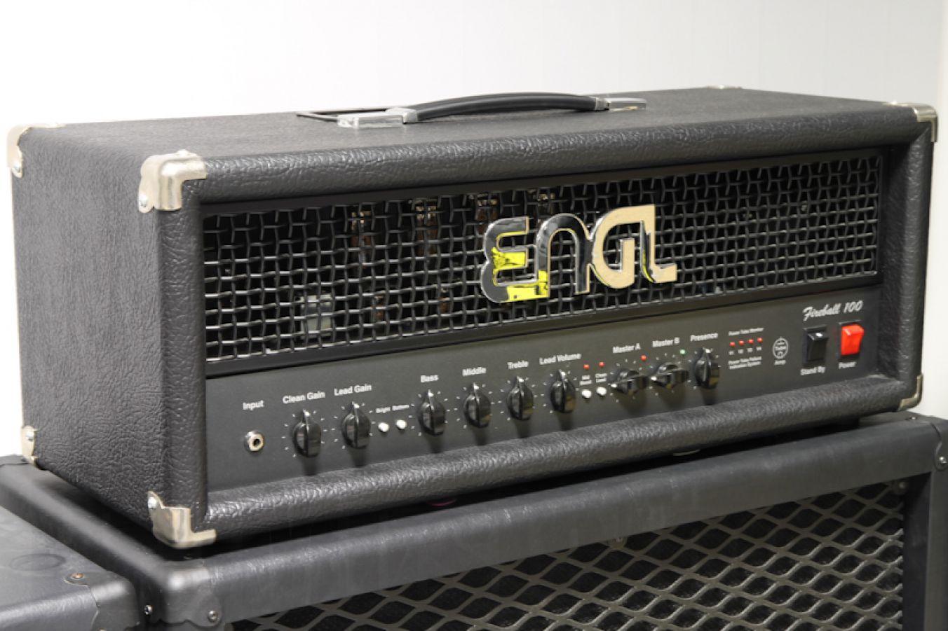 Engl Fireball 100 Head E635 s/h
